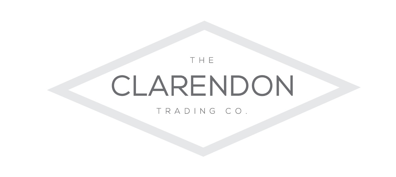The Clarendon Trading Co  Sticky Logo